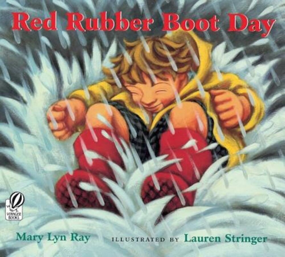 Red Rubber Boot Day, Paperback