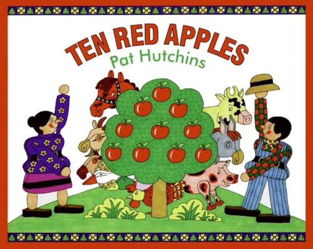 Ten Red Apples: Stories, Hardcover