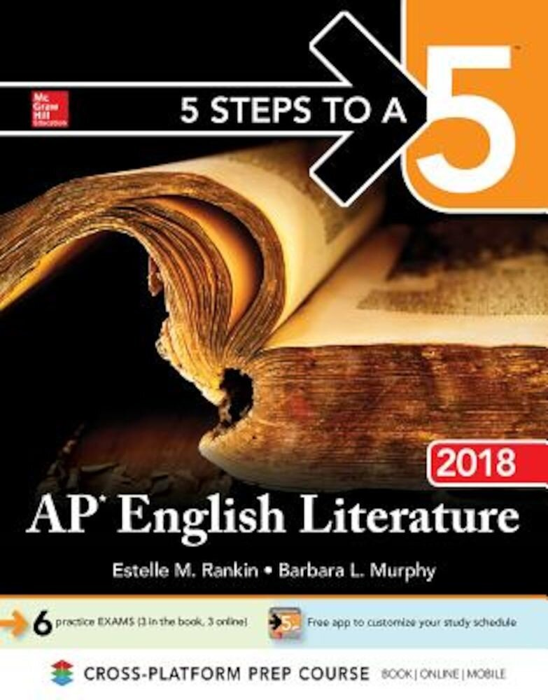 5 Steps to a 5: AP English Literature 2018, Paperback