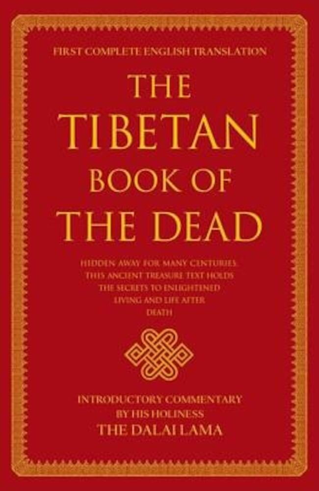 The Tibetan Book of the Dead, Hardcover