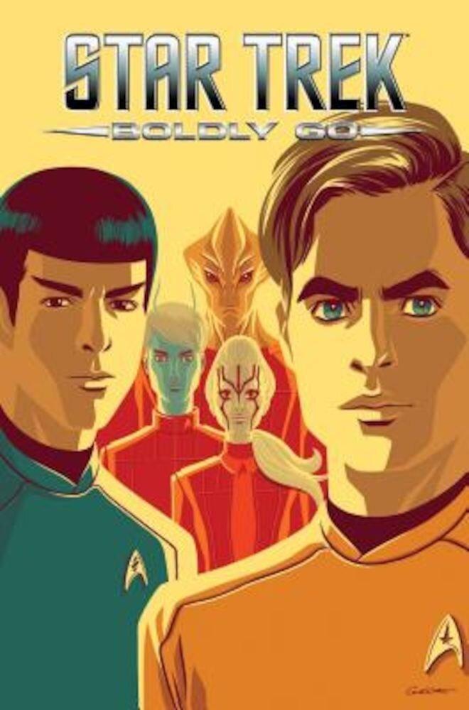 Star Trek: Boldly Go, Vol. 2, Paperback