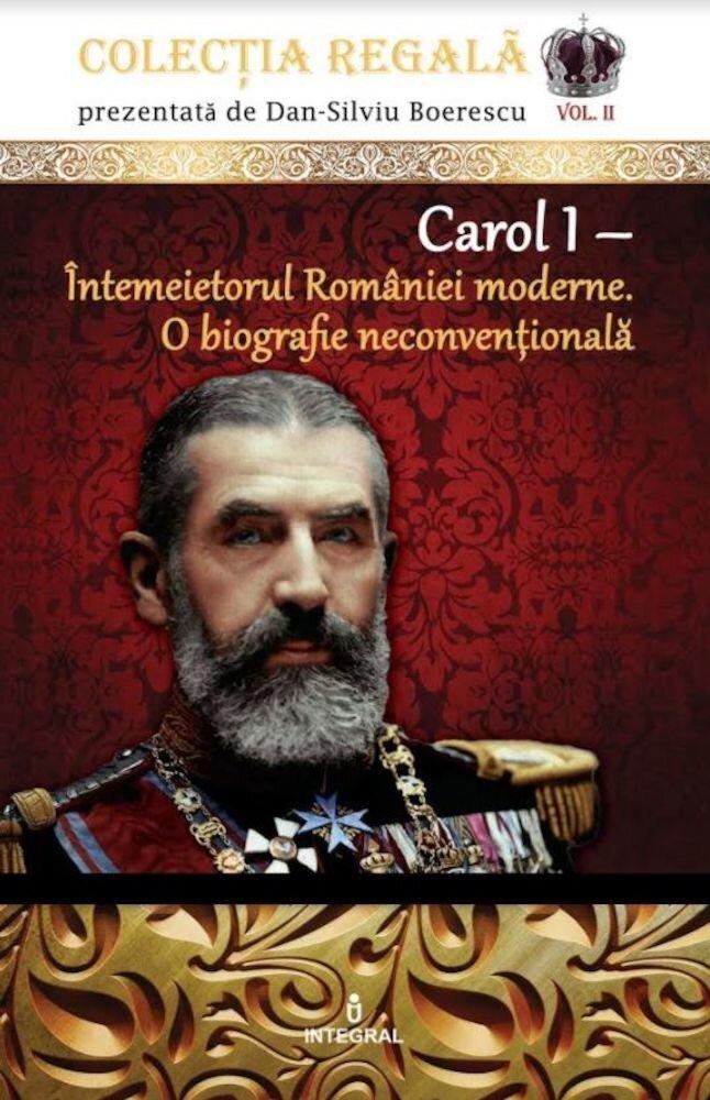 Coperta Carte Carol I