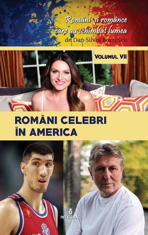 Coperta Carte Romani celebri in America