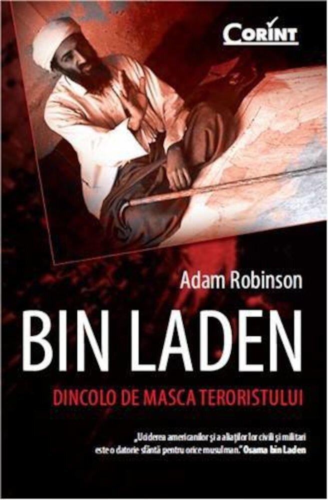 Coperta Carte Bin Laden. Dincolo de masca teroristului