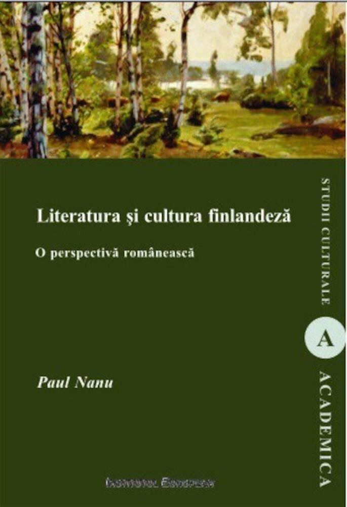 Literatura si cultura finlandeza. O perspectiva romaneasca