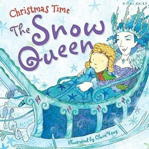 Christmas Time: Snow Queen
