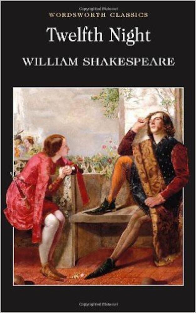 Coperta Carte Twelfth Night
