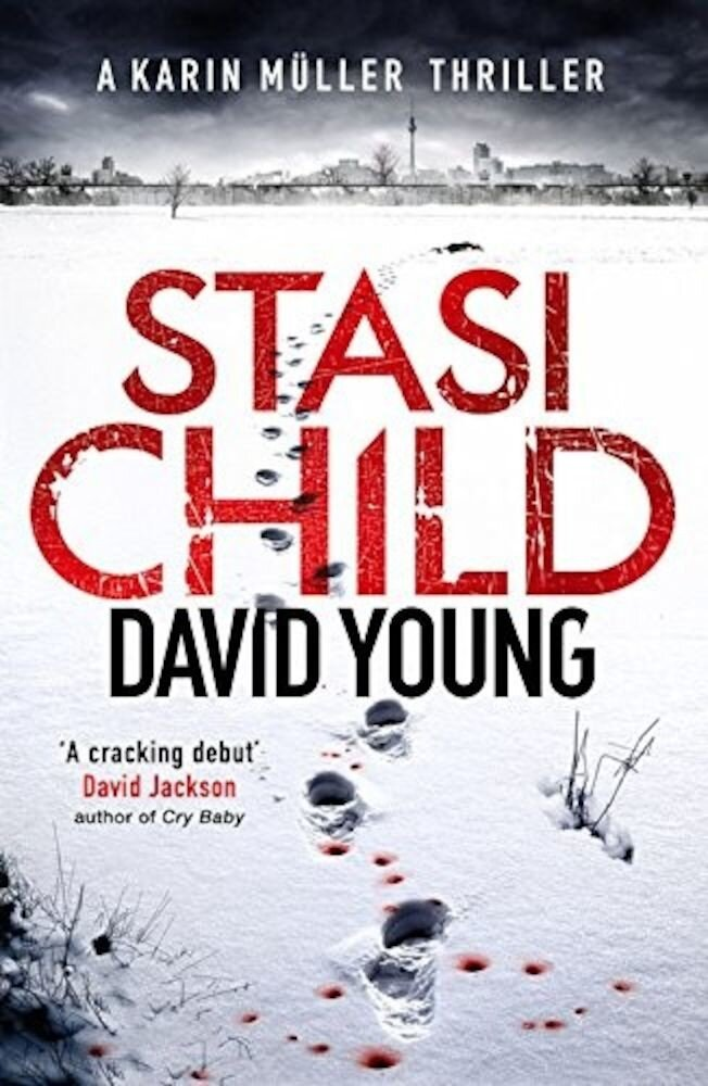 Coperta Carte Stasi Child: A Chilling Cold War Thriller