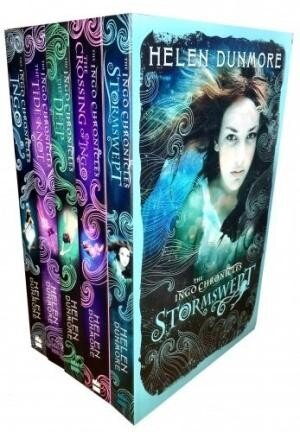 Ingo Chronicles Series By Helen Dunmore 5 Mermaid Books Collection Set (Mermaid Adventures Like H2O), The