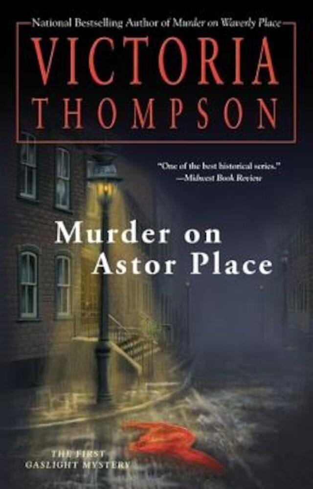 Murder on Astor Place, Paperback
