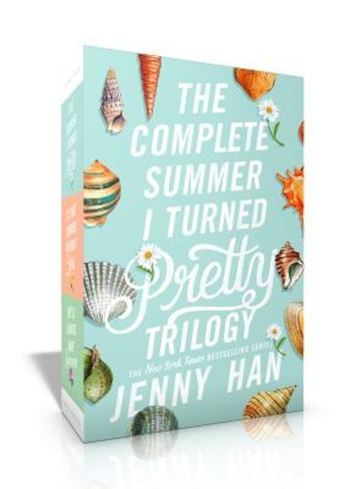 The Complete Summer I Turned Pretty Trilogy, Paperback