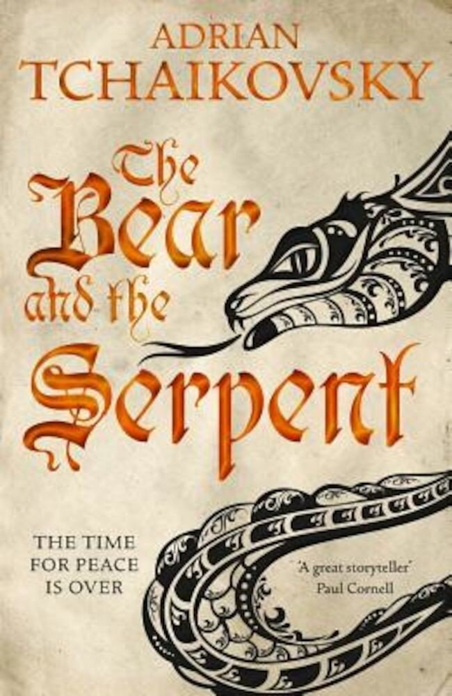 The Bear and the Serpent, Hardcover
