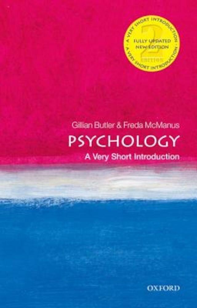 Psychology: A Very Short Introduction, Paperback