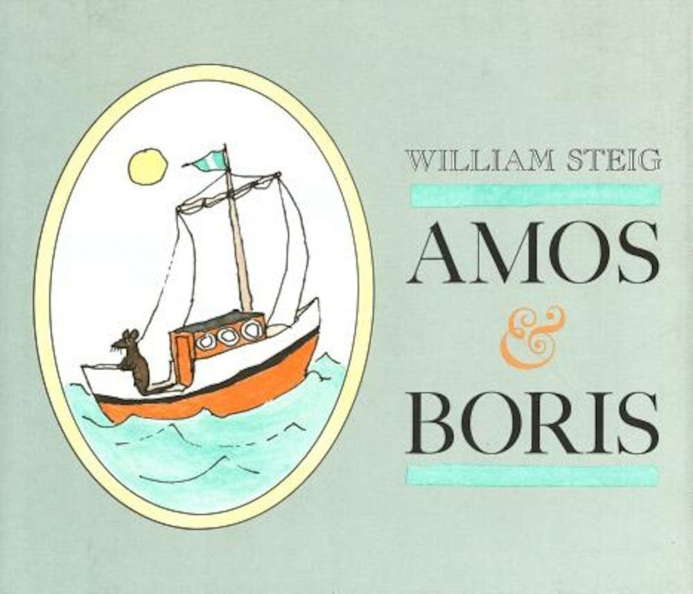 Amos & Boris, Hardcover