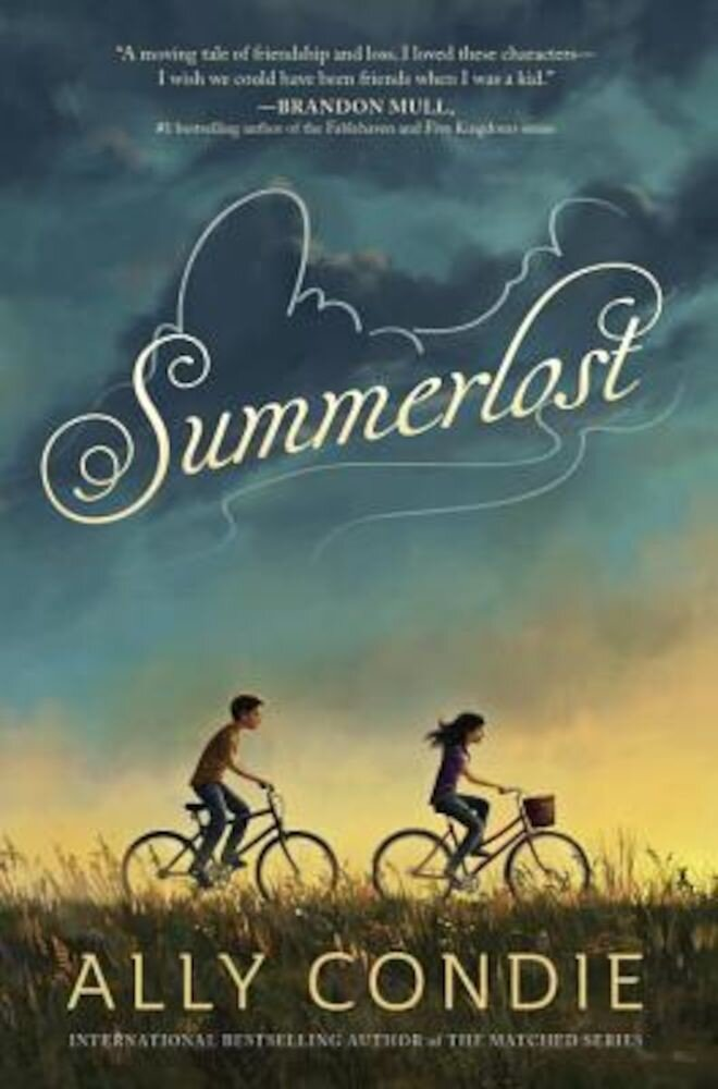 Summerlost, Hardcover
