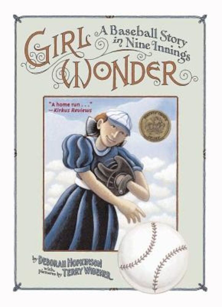 Girl Wonder: A Baseball Story in Nine Innings, Paperback
