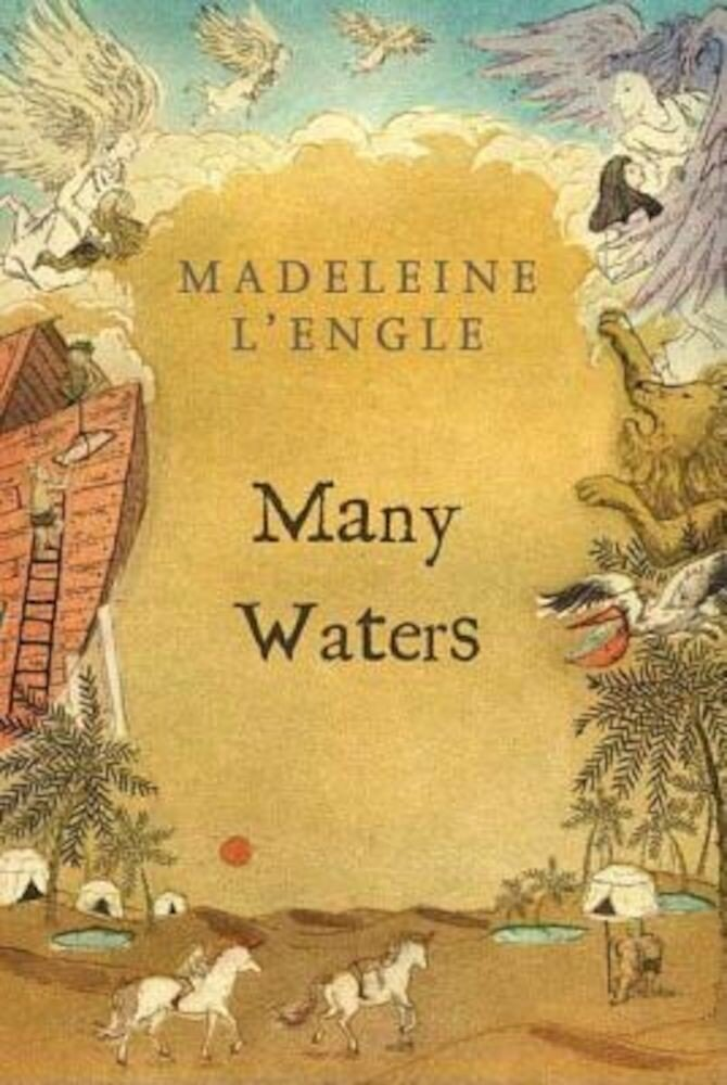 Many Waters, Paperback