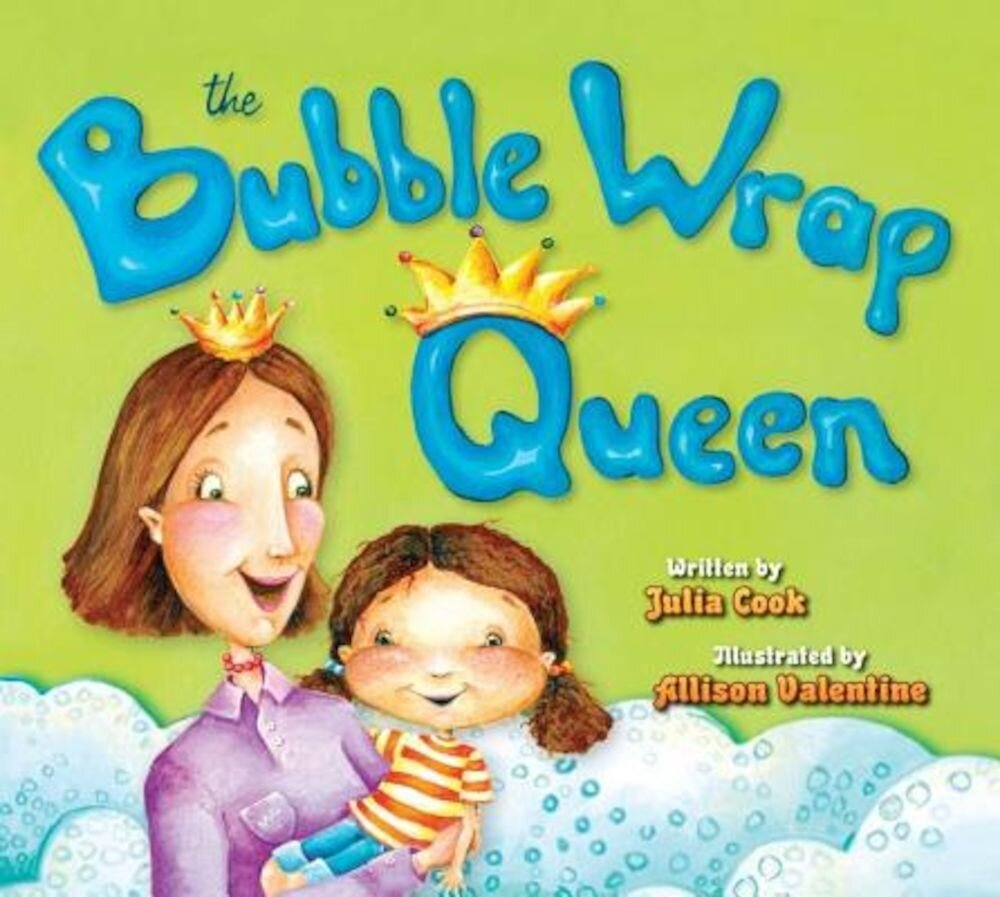 The Bubble Wrap Queen, Paperback