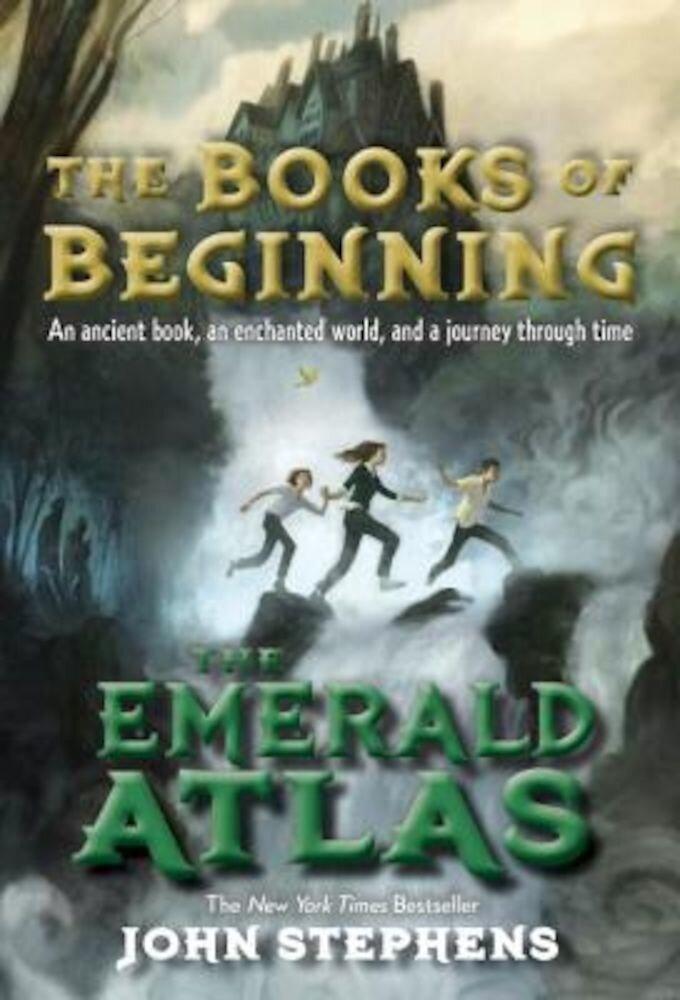 The Emerald Atlas, Paperback
