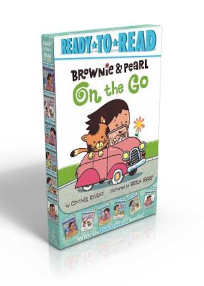Brownie & Pearl on the Go: Brownie & Pearl Hit the Hay; Brownie & Pearl See the Sights; Brownie & Pearl Get Dolled Up; Brownie & Pearl Step Out;, Paperback
