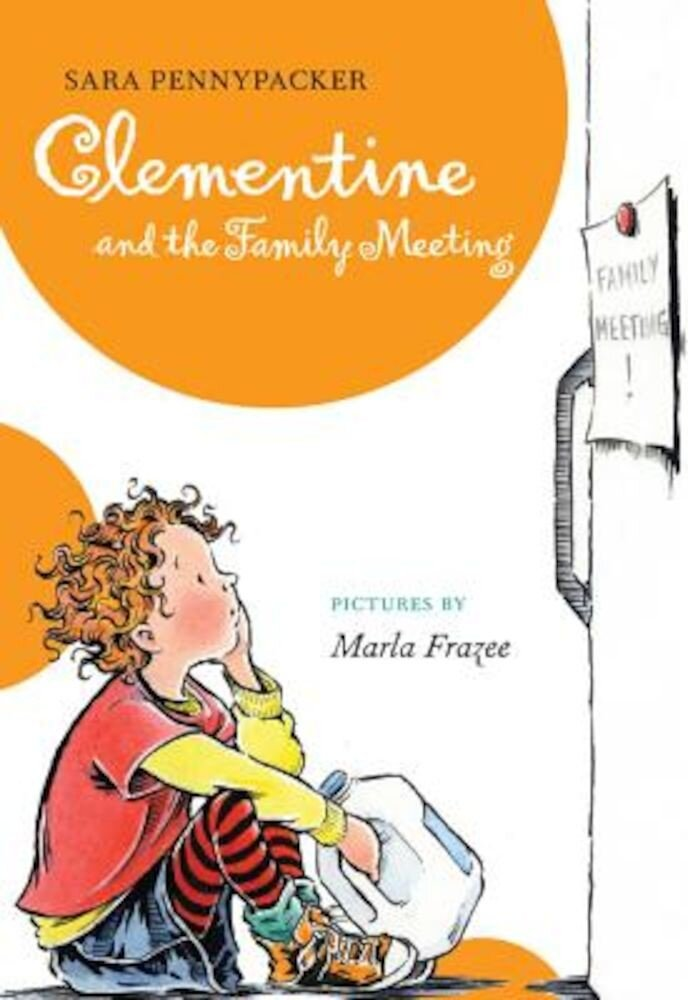 Clementine and the Family Meeting, Hardcover