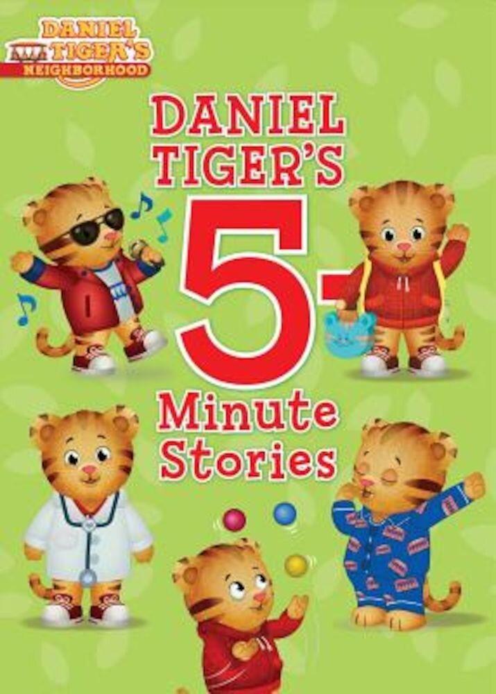 Daniel Tiger's 5-Minute Stories, Hardcover