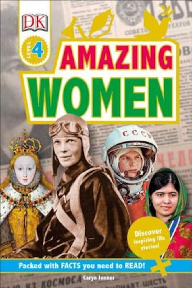 Amazing Women, Hardcover