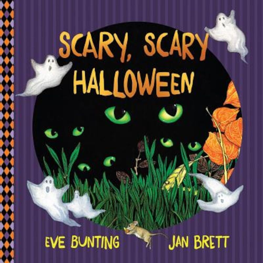 Scary, Scary Halloween, Hardcover