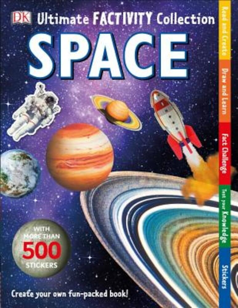 Ultimate Factivity Collection: Space, Paperback