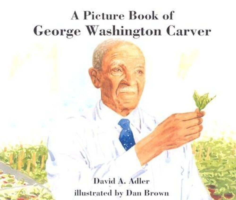 A Picture Book of George Washington Carver, Paperback
