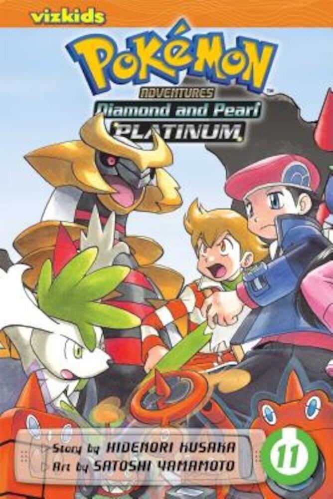 Pokemon Adventures Diamond and Pearl Platinum, Volume 11, Paperback