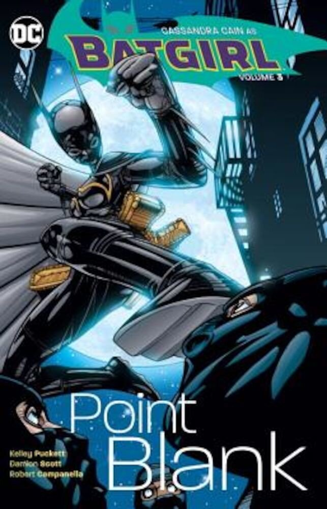 Batgirl, Volume 3: Point Blank, Paperback
