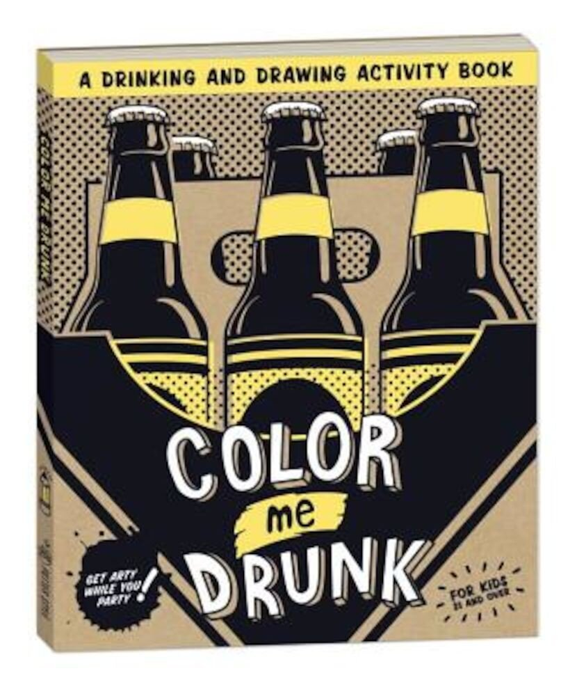 Color Me Drunk, Paperback