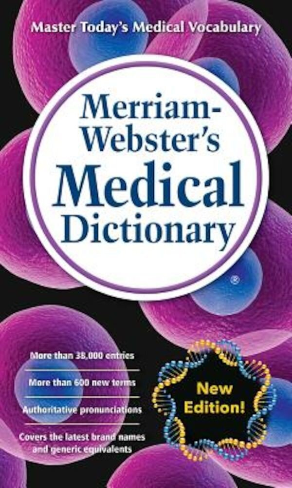Merriam-Webster's Medical Dictionary, Paperback