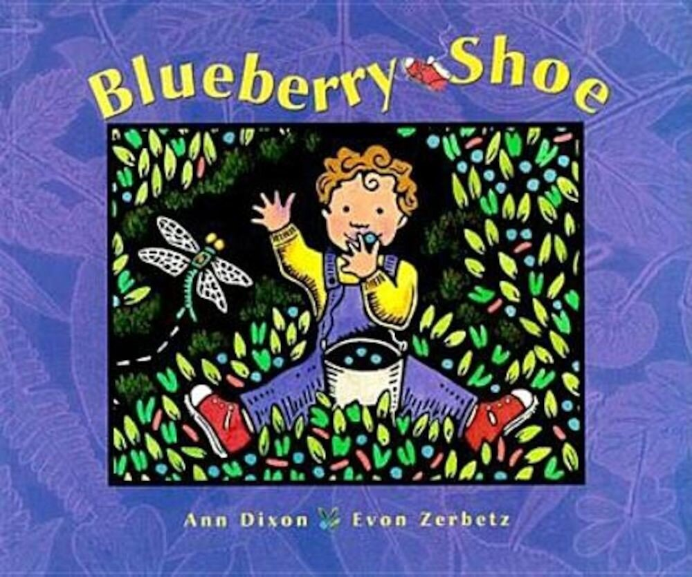 The Blueberry Shoe, Paperback