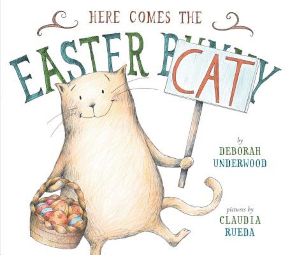Here Comes the Easter Cat, Hardcover