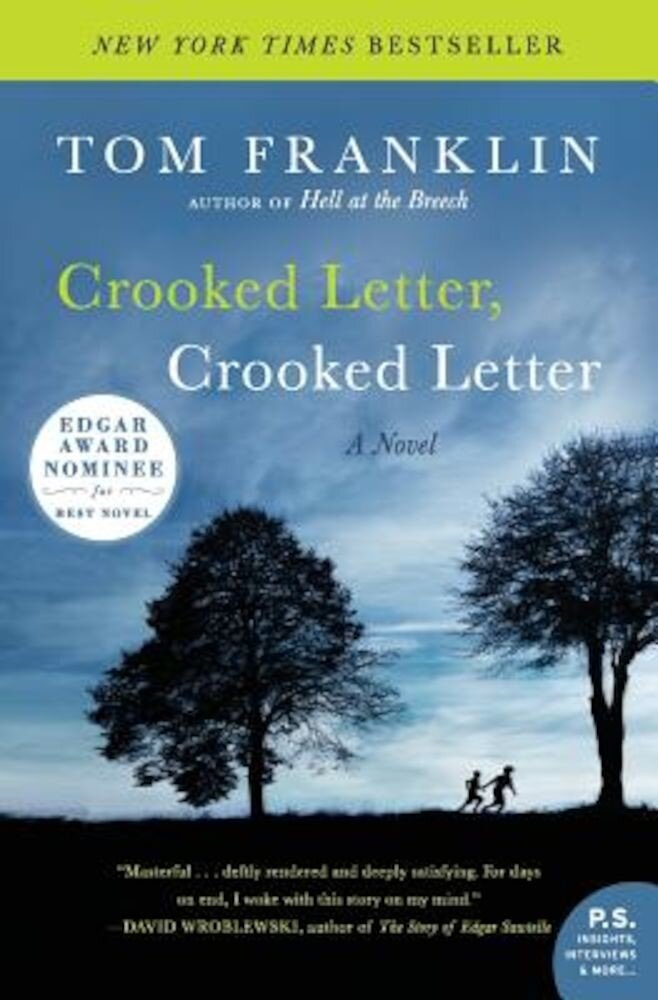 Crooked Letter, Crooked Letter, Paperback