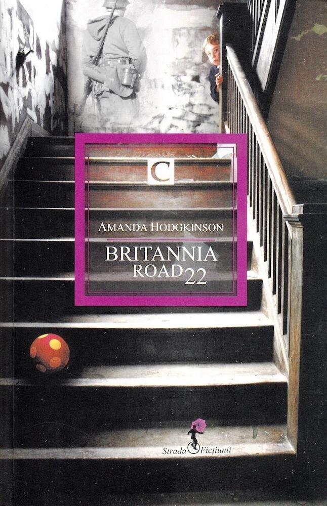 Coperta Carte Britannia Road 22