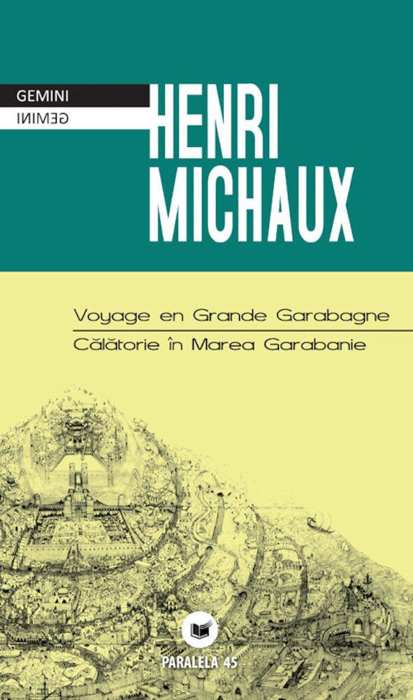 Coperta Carte Voyage en Grande Garabagne / Calatorie in Marea Garabanie