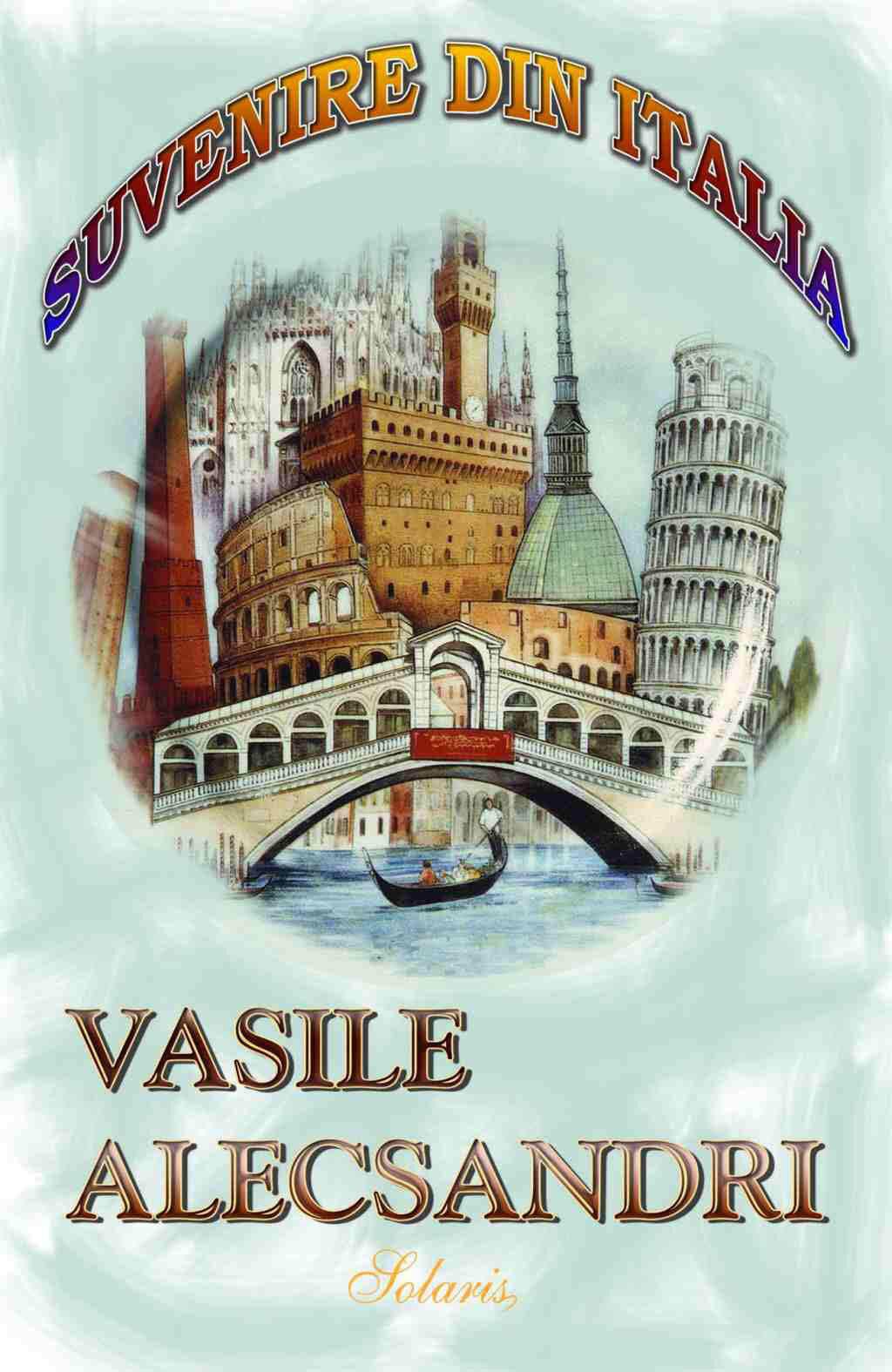 Suvenire din Italia (eBook)