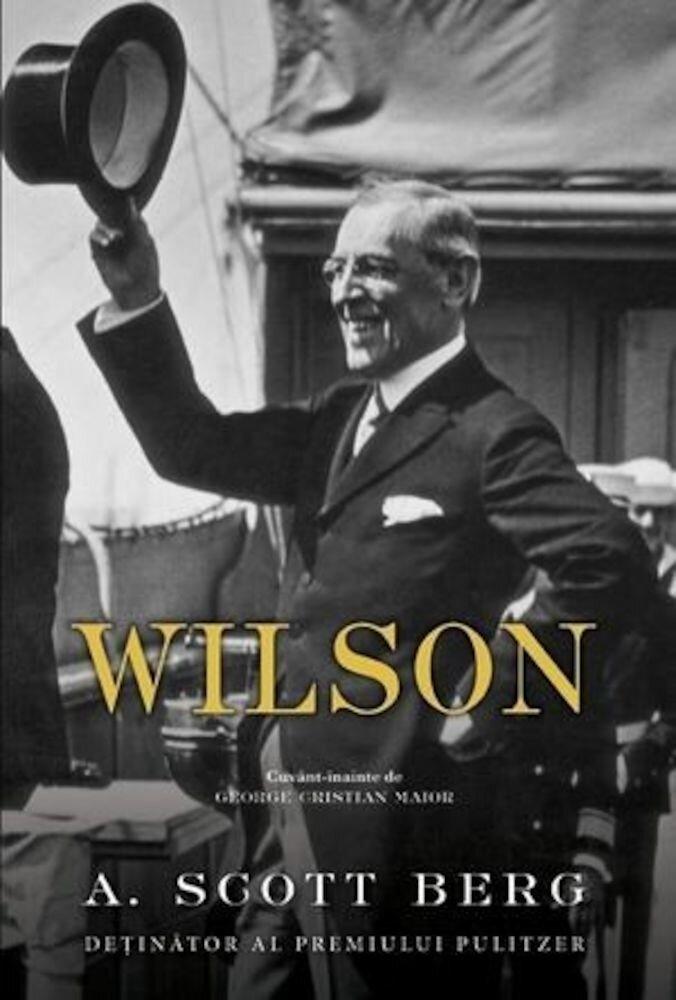 Coperta Carte Wilson