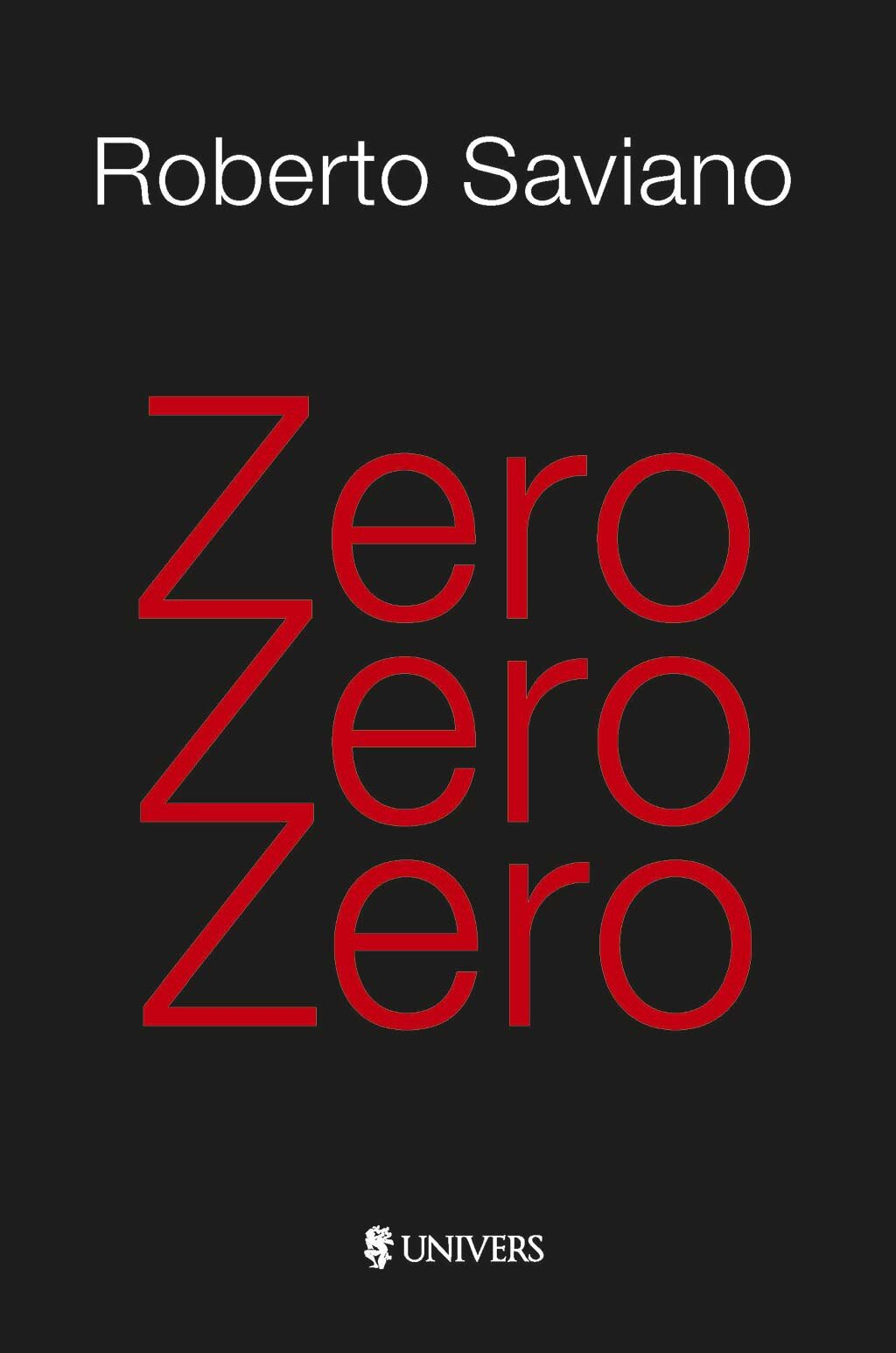 ZeroZeroZero (eBook)