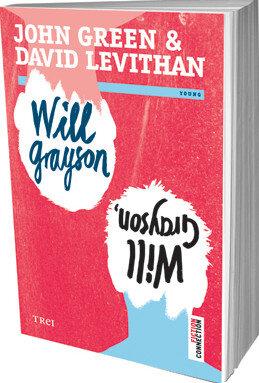 Coperta Carte Will Grayson, Will Grayson