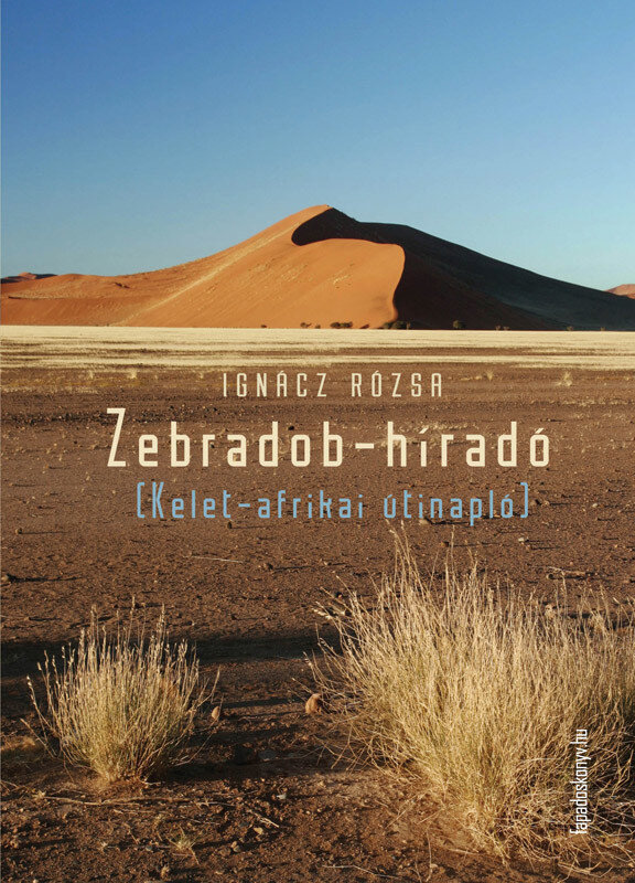 Zebradob-hirado (eBook)