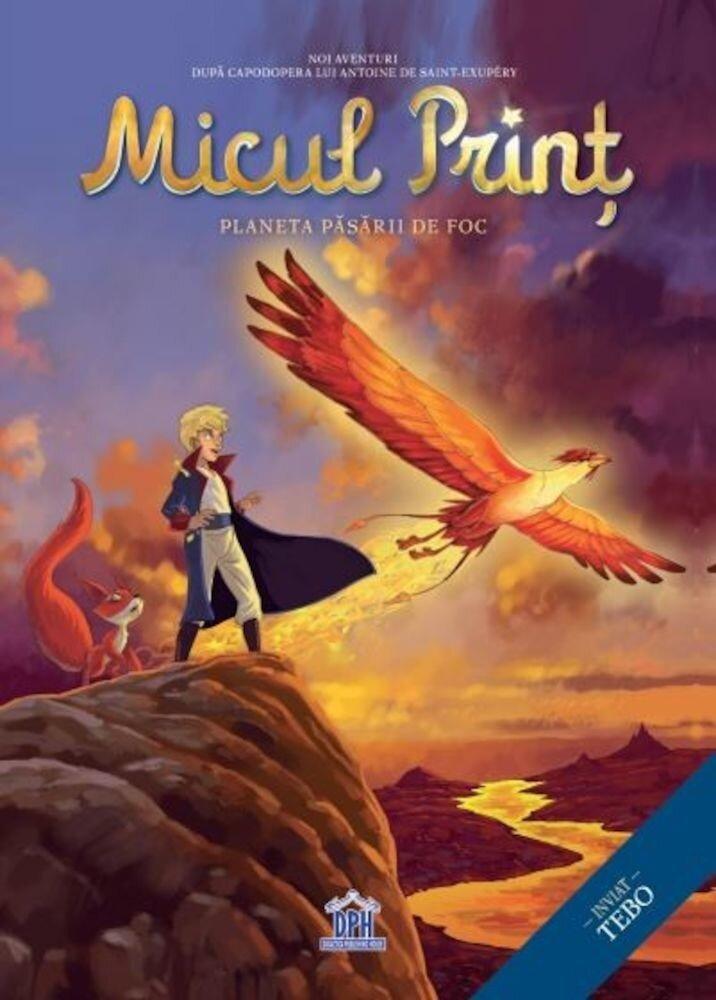 Micul print - Planeta Pasarii de Foc. Vol. 2