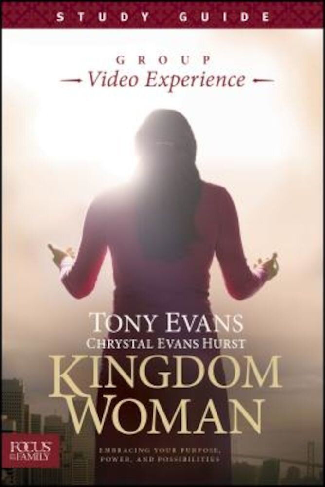 Kingdom Woman, Study Guide: Embracing Your Purpose, Power, and Possibilities, Paperback