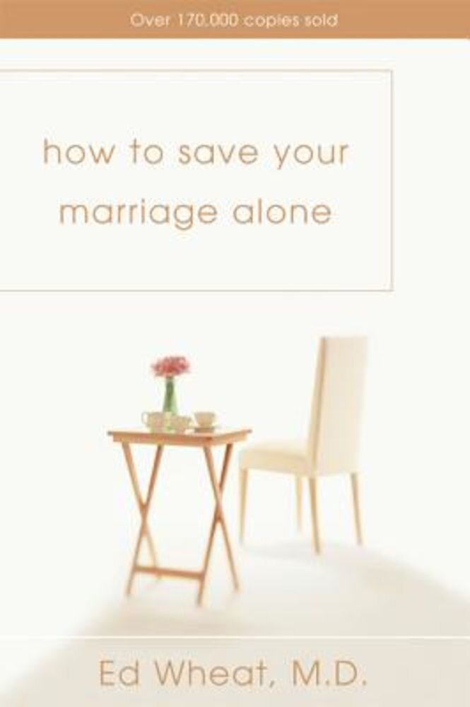 How to Save Your Marriage Alone, Paperback