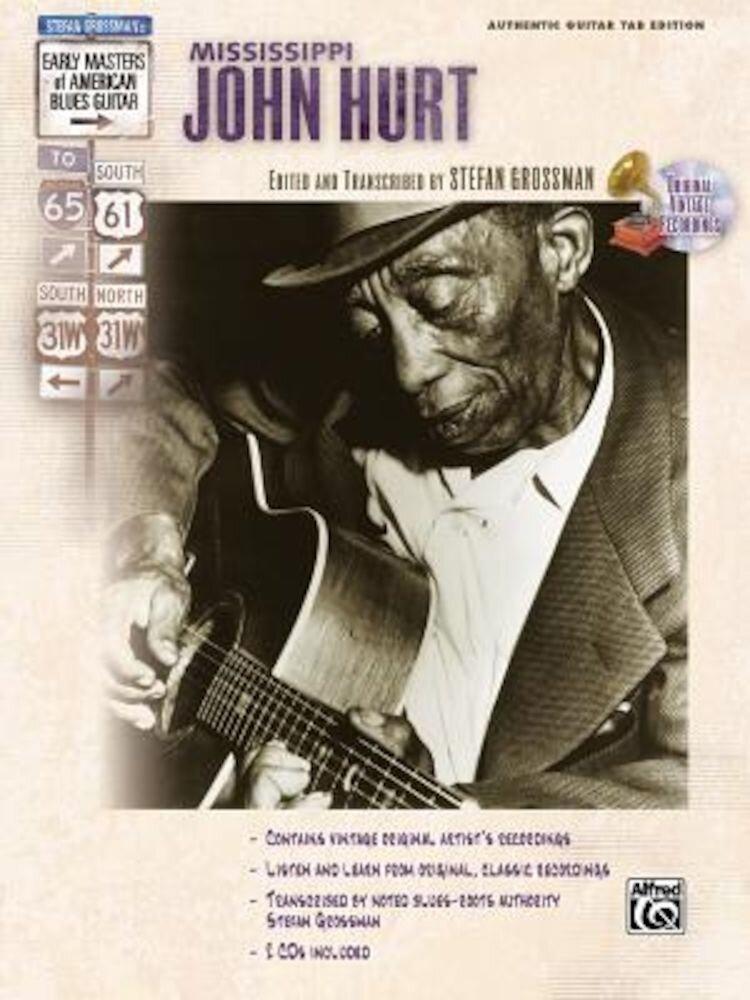 Mississippi John Hurt [With CD], Paperback