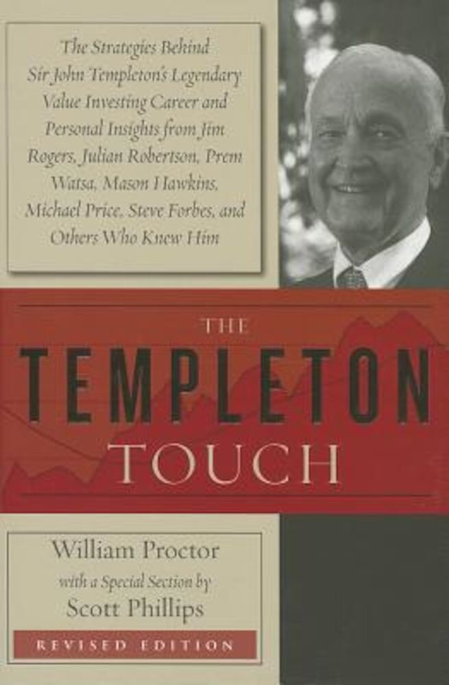 The Templeton Touch, Hardcover