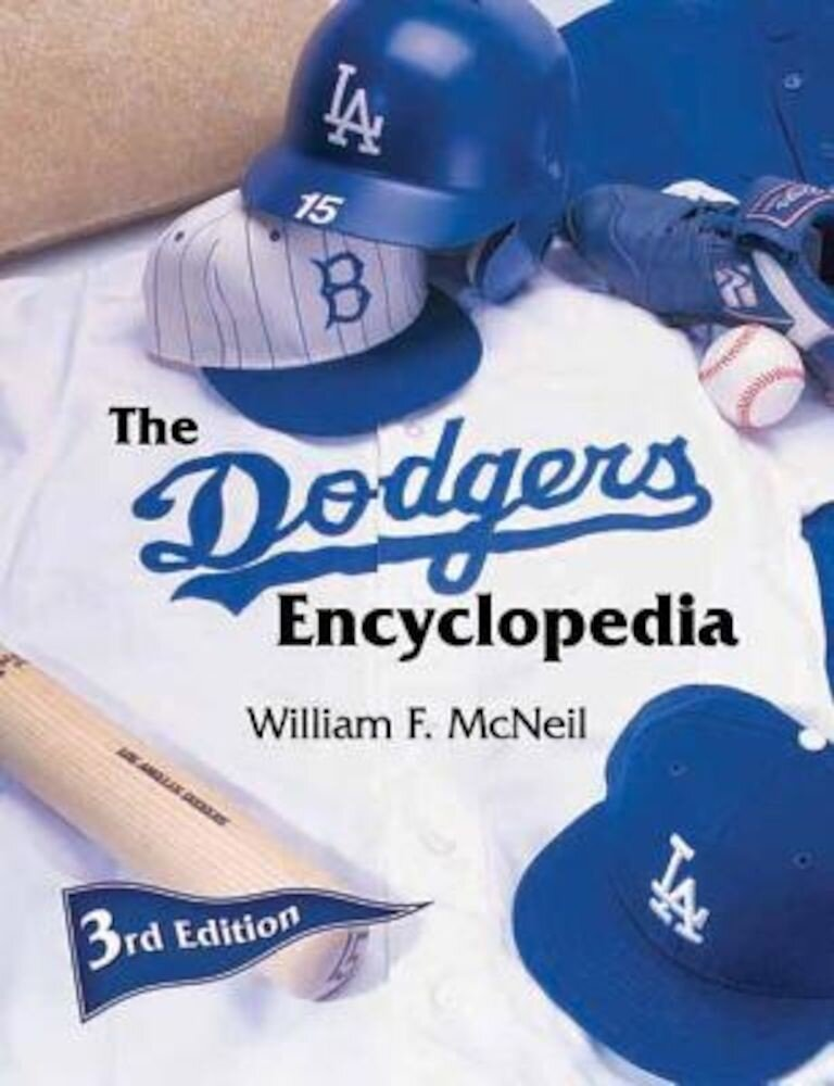 The Dodgers Encyclopedia, Paperback